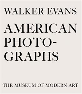 American Photographs di Walker Evans.
