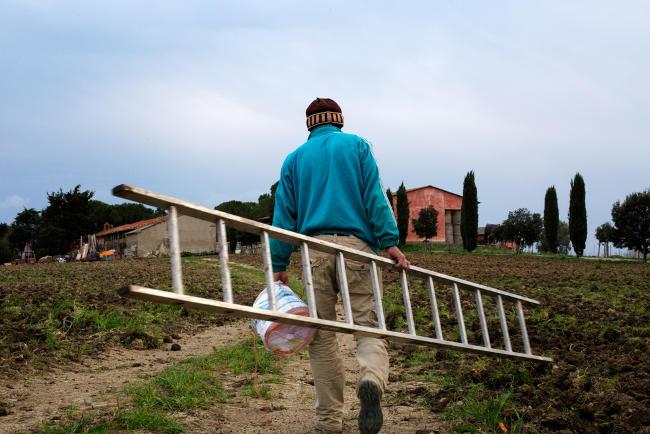 Una fotografia dell'ivoriano Keita.