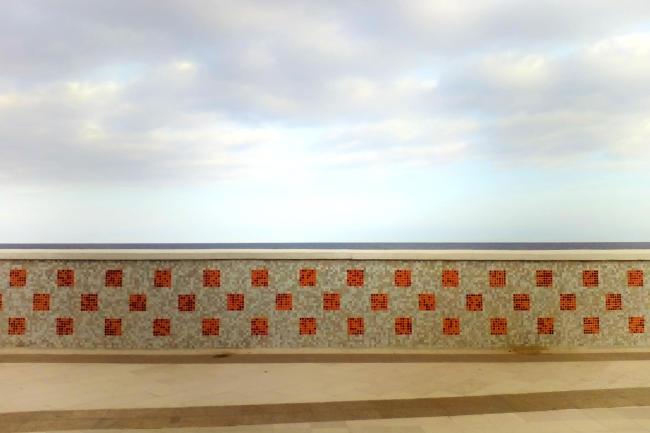 Esempio di fotografia minimalista.