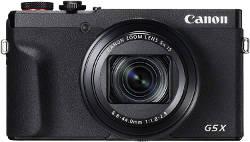 Macchina fotografica compatta Canon G5 X Mark ii.