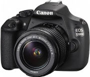 Fotocamera reflex Canon EOS 1200d.