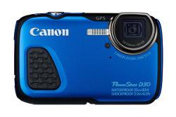 Fotocamera compatta Canon economica e subacquea.