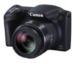 Fotocamera compatta bridge Canon PowerShot