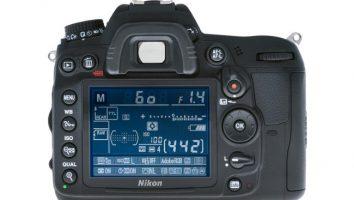Reflex digitale Nikon specifiche teniche.