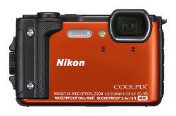 Fotocamera compatta subacquea Nikon W300.
