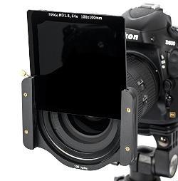 Filtro ND a lastra per fotocamera.