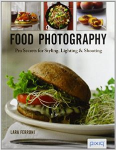 Libro trucchi e segreti su food photography.
