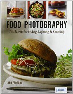 Libro trucchi e segreti su food photography.