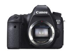 Canon 6D fotocamera full frame.