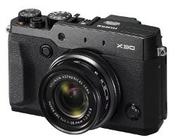 Fotocamera Fujifilm X30 compatta.