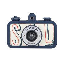 Fotocamera analogica lomo La Sardina.