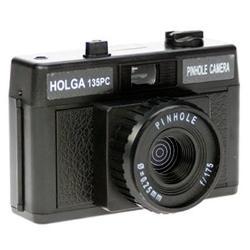 Fotocamera pinhole di Holga.