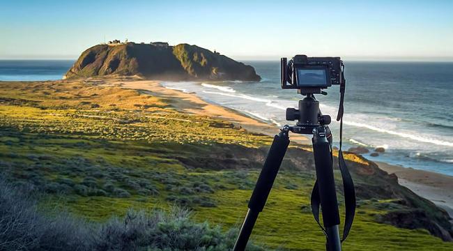Fotografare con la fotocamera reflex.