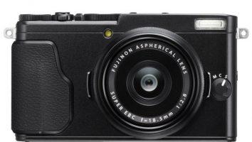 Fotocamera digitale Fujifilm X70.