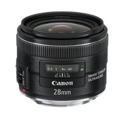 Grandangolo Canon 28mm ultrasonico.