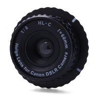 Obiettivo holga per Canon.