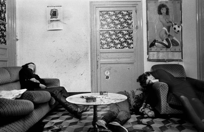 L'omicidio di una prostituta e due clienti dalla mafia.