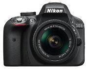 reflex Nikon modello D3300