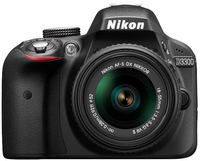Nikon D3300, caratteristiche e recensioni.