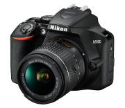 fotocamera nikon d3500.