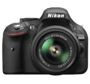 Fotocamera reflex della Nikon D5200