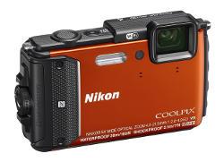 Nikon AW130 fotocamera subacquea.