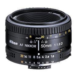 Nikon 50mm AF Nikkor per fotocamere Nikon.