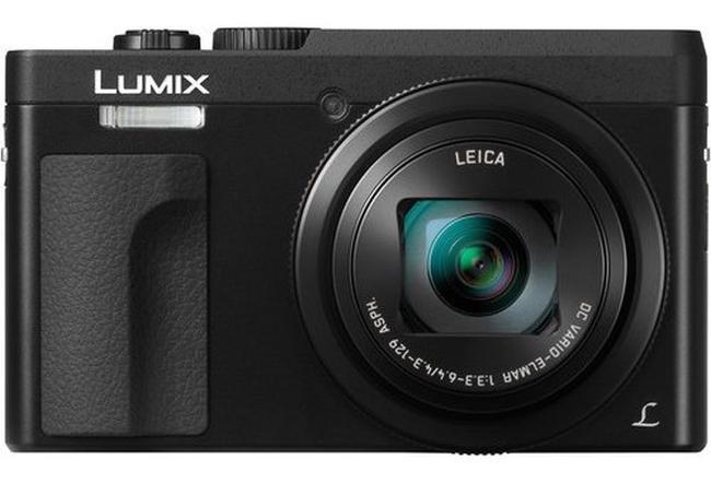 Recensione della fotocamera compatta Lumix TZ90.