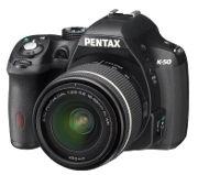 fotocamera reflex tropicalizzata Pentax K-50