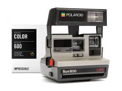 Polaroid 600 e pellicole Impossible a Colori.