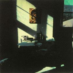 Una bellissima Polaroid di Andrei Tarkovsky.