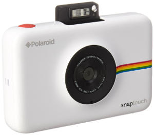 Fotocamera digitale istantanea Polaroid Snap Touch.