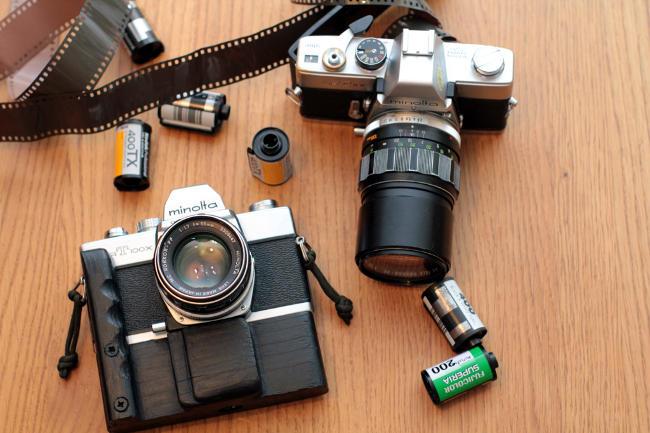 Tornare alla fotografia analogica.