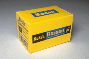 rullino Kodak Ektachrome.