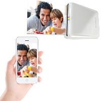 Stampante fotografica portatile Polaroid.