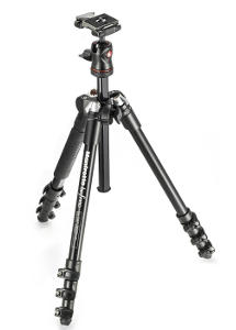 Manfrotto Befree cavalletto fotografico.