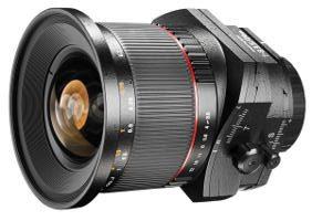 Obiettivo basculante economico per Canon.