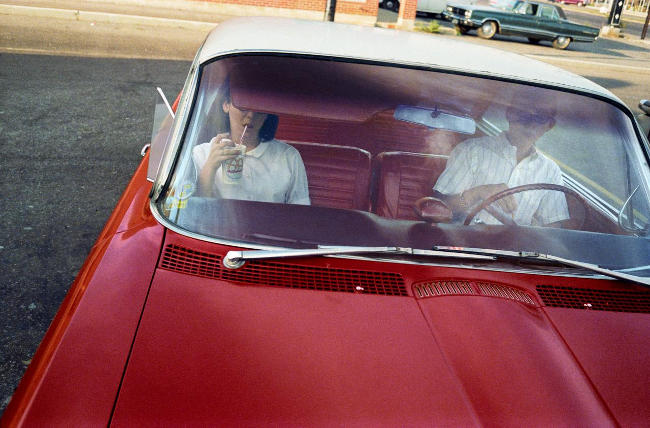 Fotografia di William Eggleston.