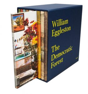 Libro fotografico di William Eggleston.
