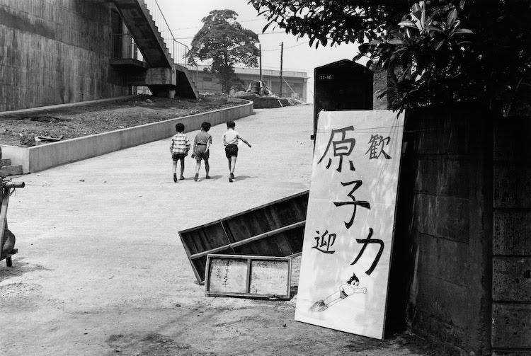 Foto di Yutaka Takanashi.